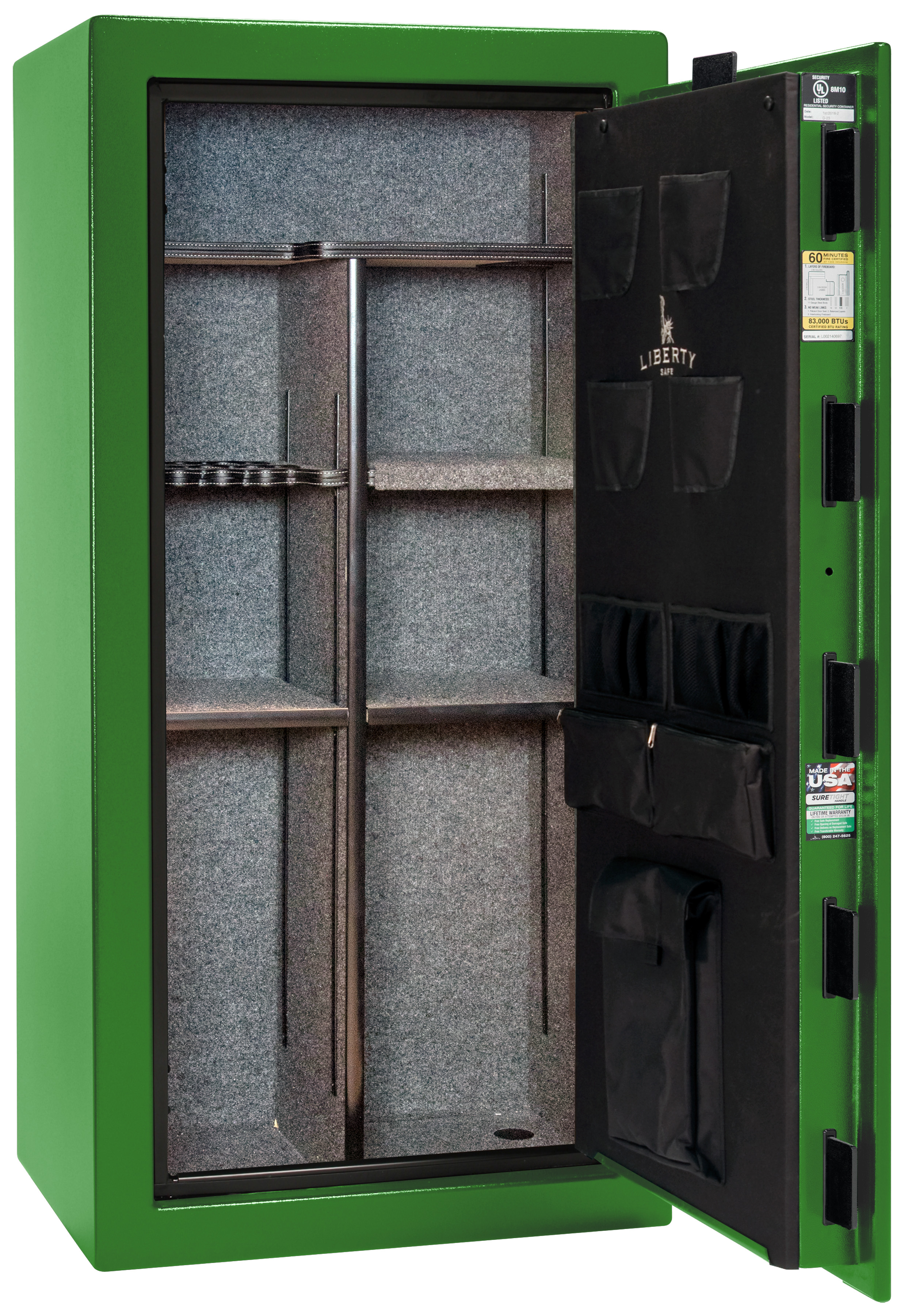 Photo of DG23-TGP Deluxe 23 John Deere Green Safe