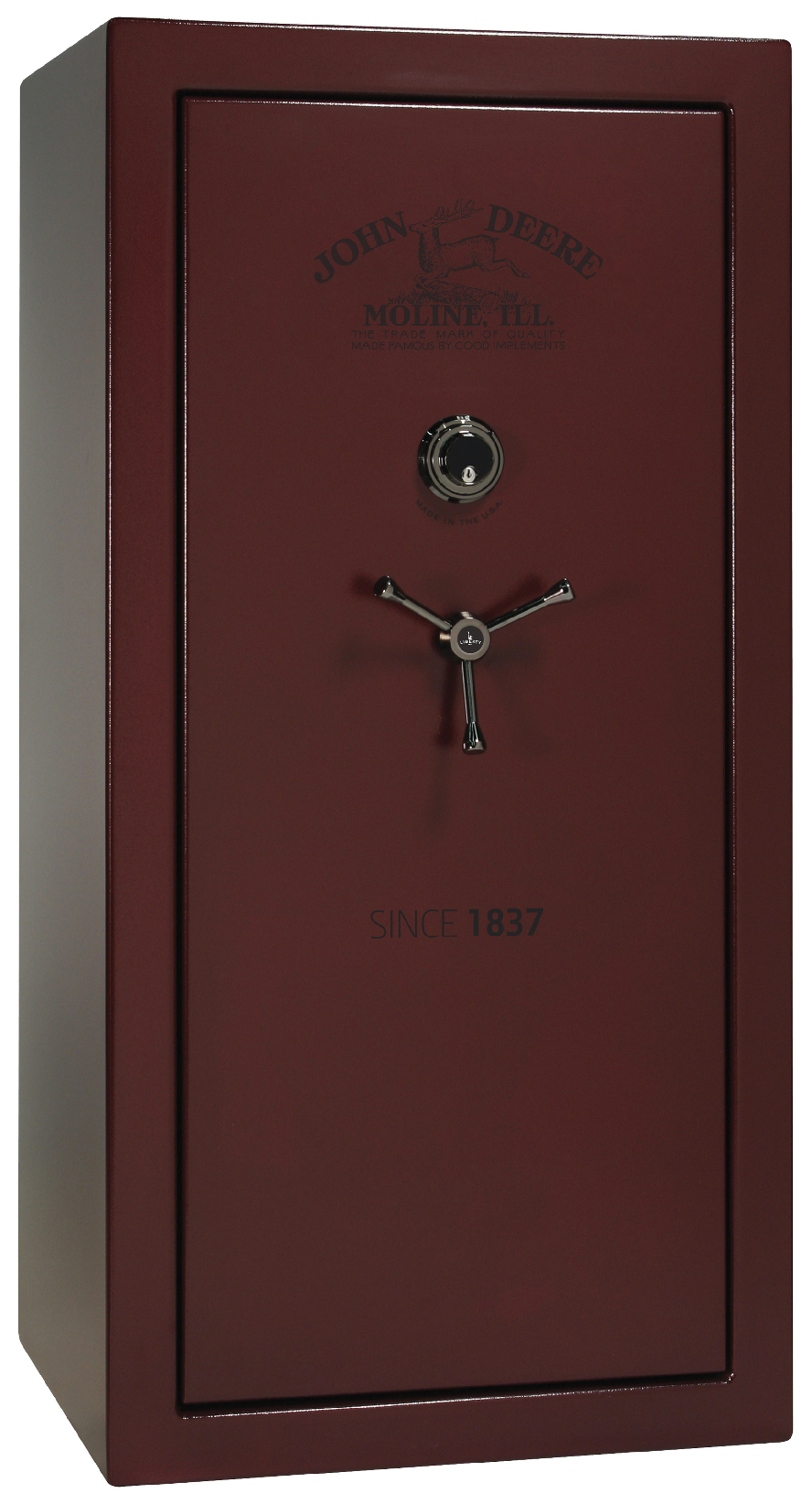 DM23-BUM Deluxe 23 Burgundy Safe
