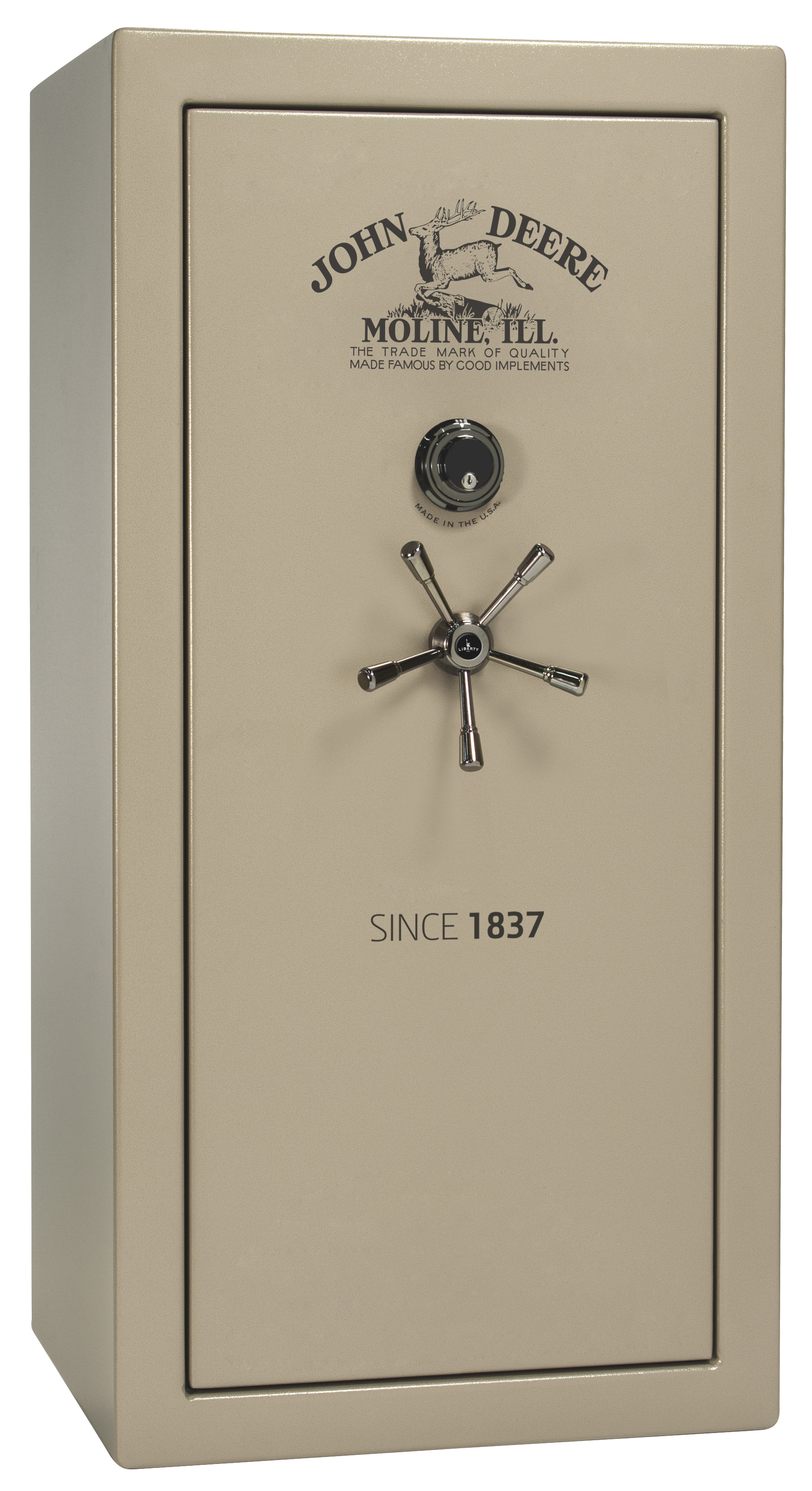 LM25-CPM Limited 25 Champagne Marble Safe